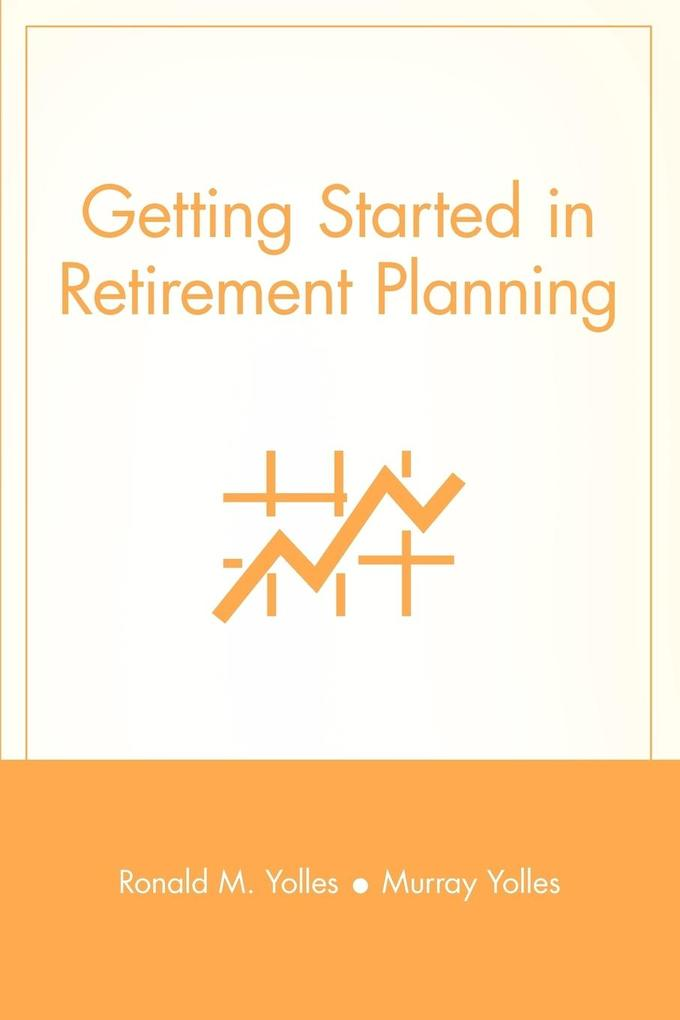 Getting Started in Retirement Planning als Taschenbuch