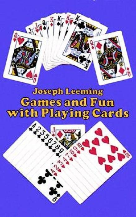 Games and Fun with Playing Cards als Taschenbuch