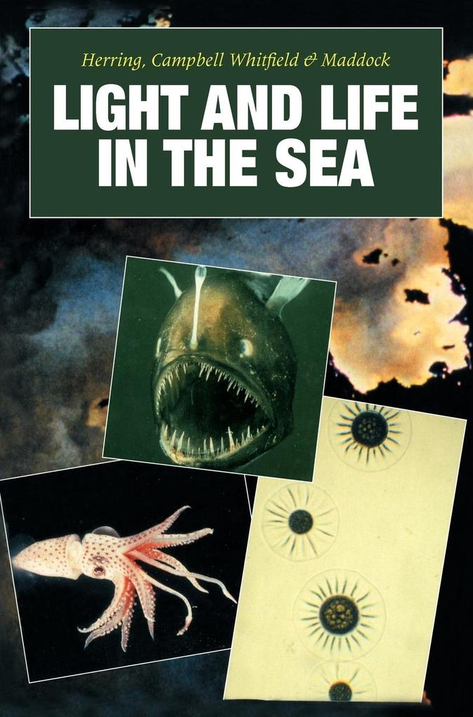 Light and Life in the Sea als Buch