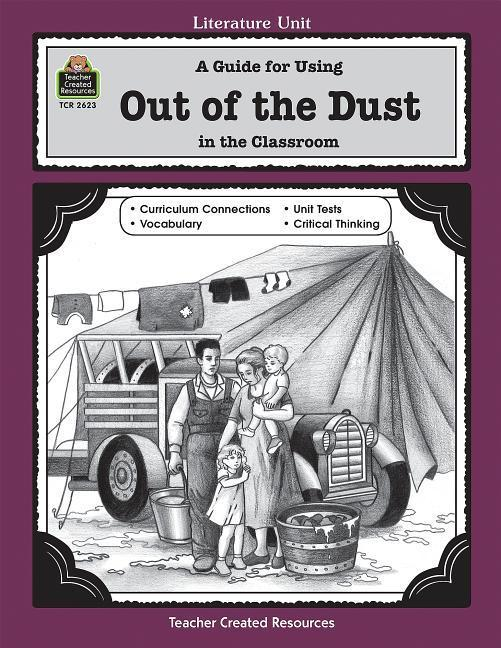 A Guide for Using Out of the Dust in the Classroom als Taschenbuch
