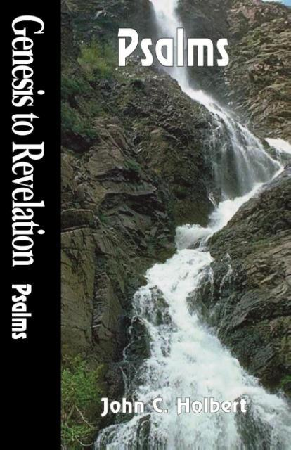 Genesis to Revelation: Psalms Student Book als Taschenbuch
