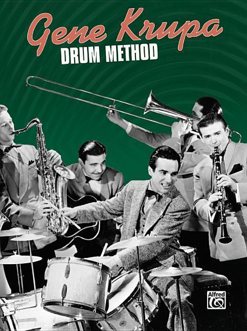 Gene Krupa Drum Method als Taschenbuch