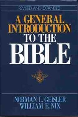 General Introduction to the Bible als Buch