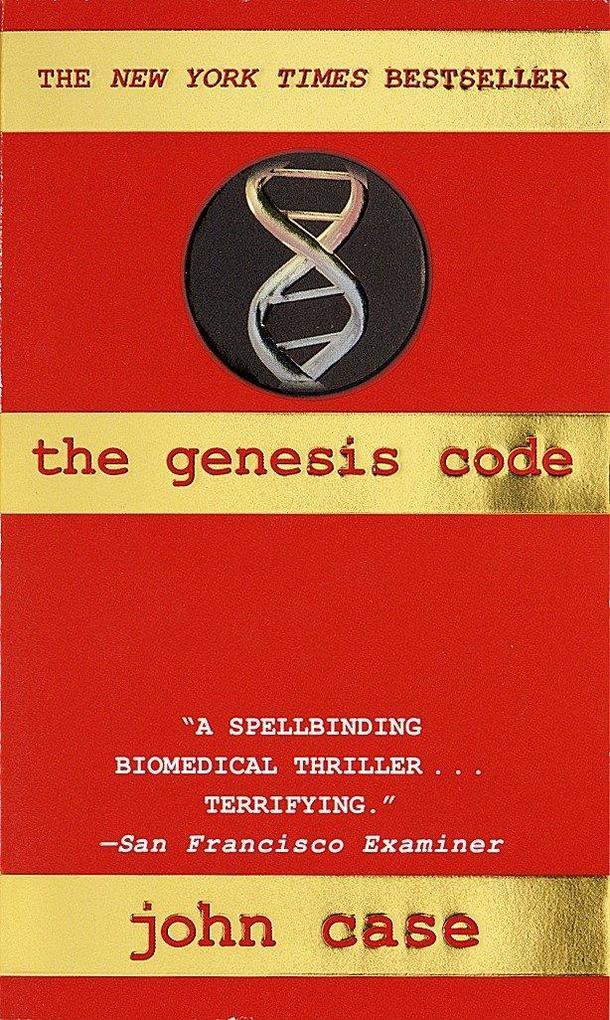 The Genesis Code als Taschenbuch