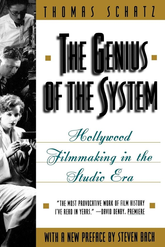 The Genius of the System als Taschenbuch