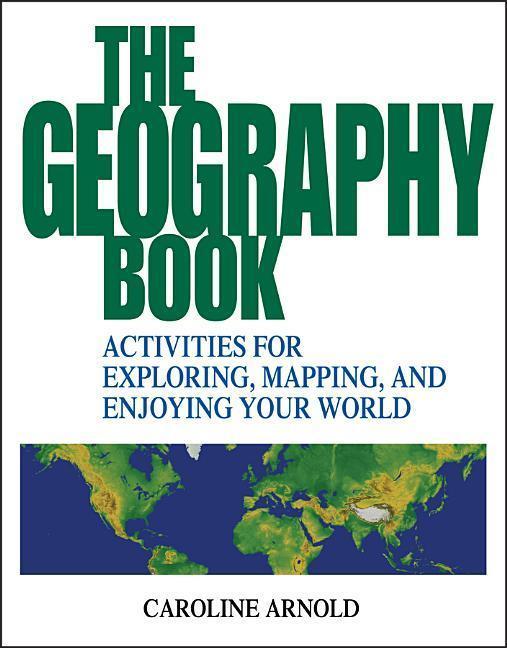 The Geography Book als Taschenbuch