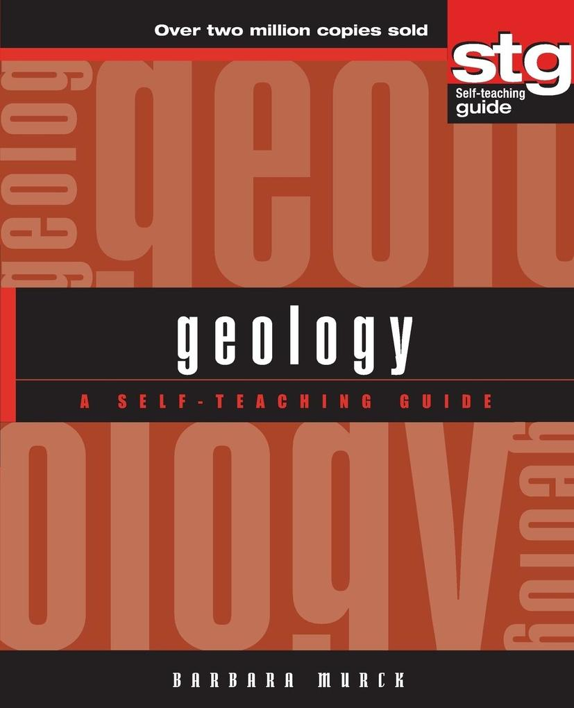 Geology: A Self-Teaching Guide als Buch
