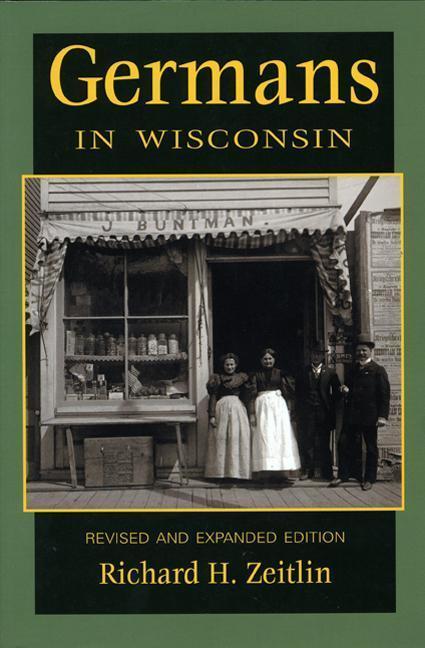 Germans in Wisconsin, 2nd Edition als Taschenbuch
