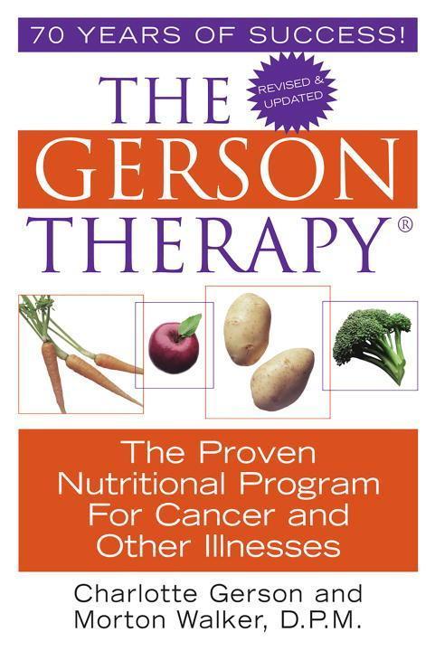 The Gerson Therapy als Taschenbuch
