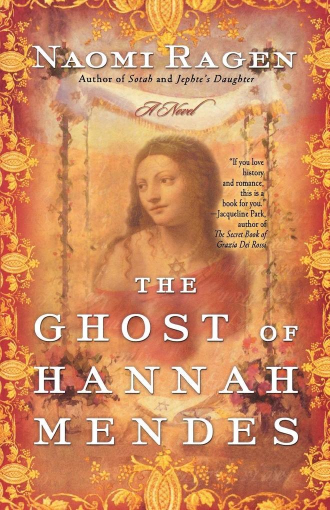 The Ghost of Hannah Mendes als Taschenbuch