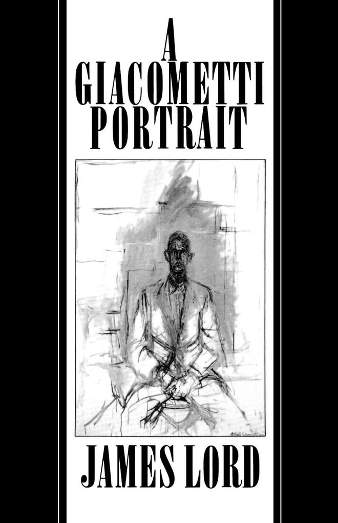 A Giacometti Portrait als Taschenbuch