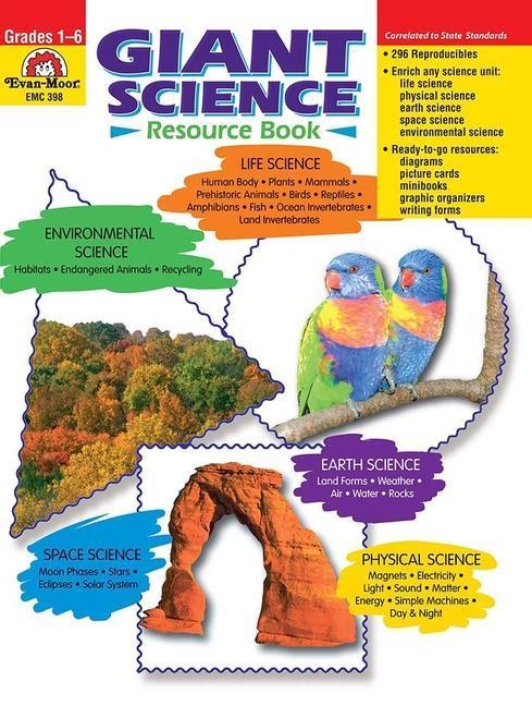 Giant Science Resource Book als Taschenbuch