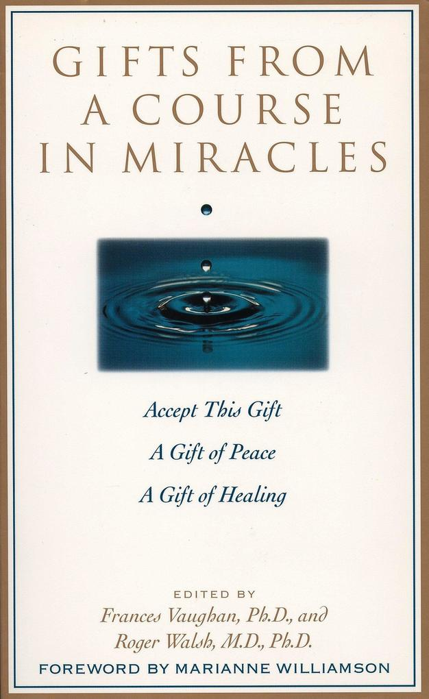 Gifts from a Course in Miracles als Taschenbuch