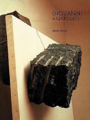 Giovanni Anselmo als Buch
