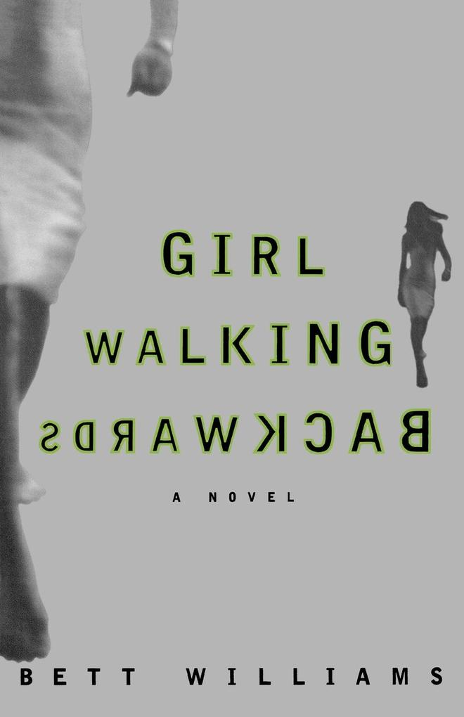 Girl Walking Backwards als Buch