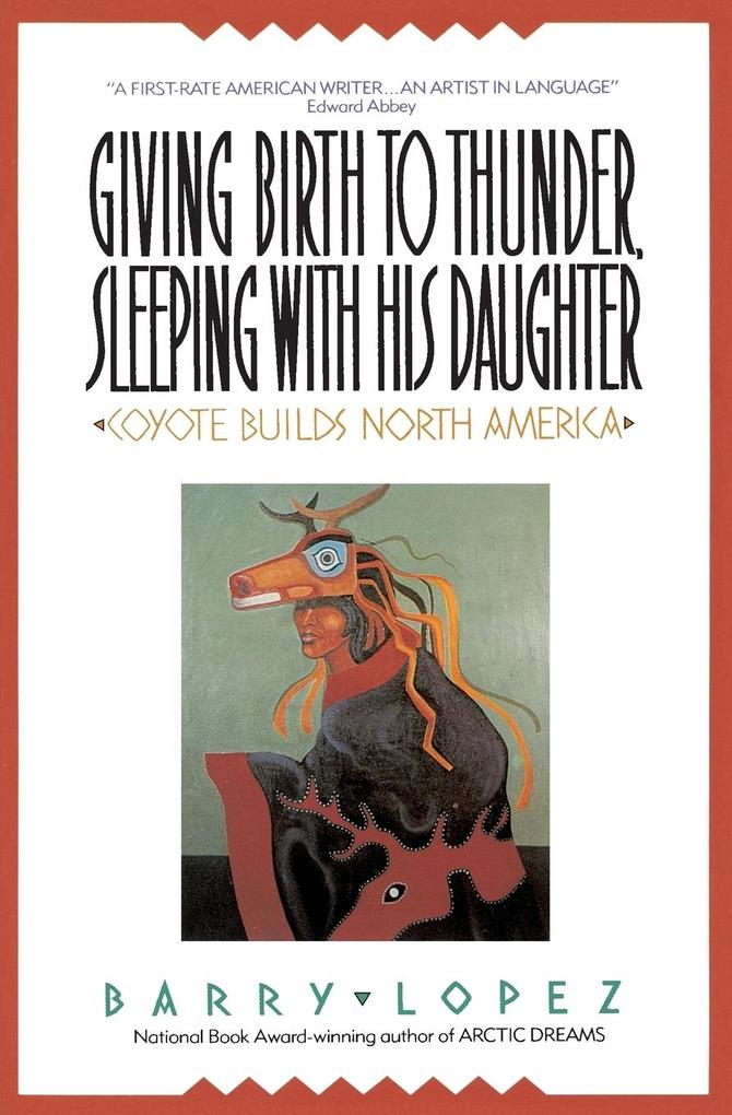 Giving Birth to Thunder, Sleeping with His Daughter als Taschenbuch