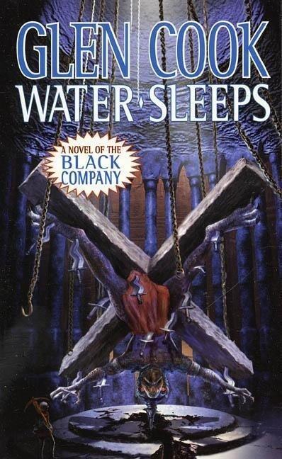 Water Sleeps als Taschenbuch