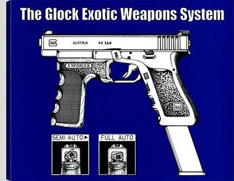 Glock Exotic Weapons System als Taschenbuch