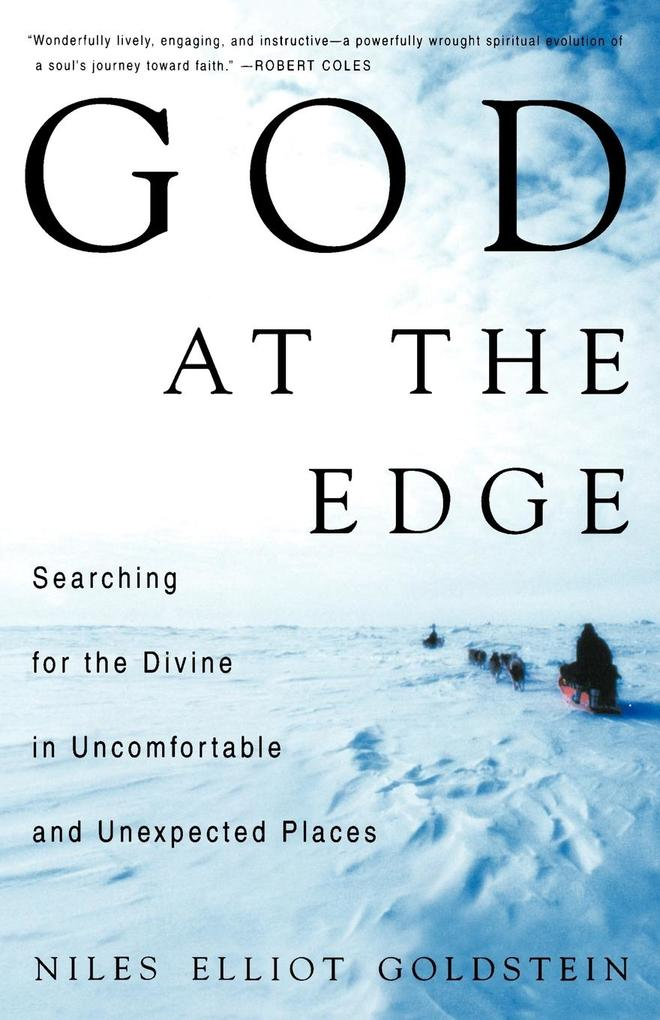 God at the Edge: Searching for the Divine in Uncomfortable and Unexpected Places als Taschenbuch