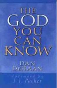 The God You Can Know als Taschenbuch