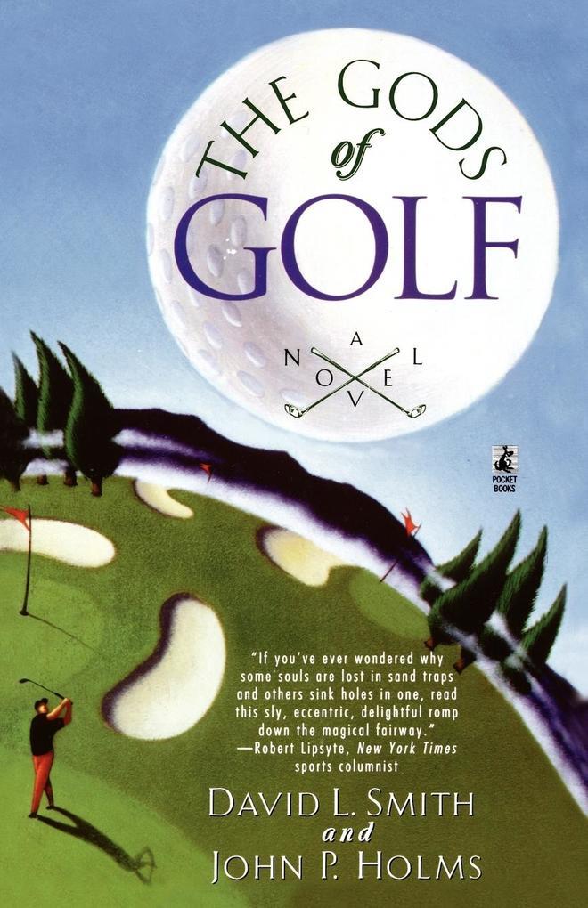 The Gods of Golf als Taschenbuch