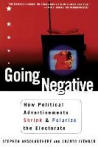 Going Negative als Taschenbuch