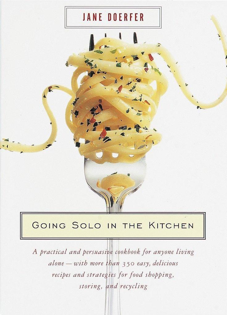 Going Solo in the Kitchen als Taschenbuch