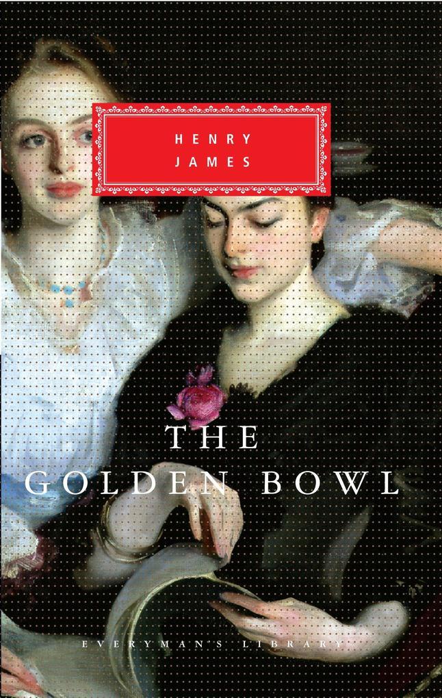 The Golden Bowl als Buch