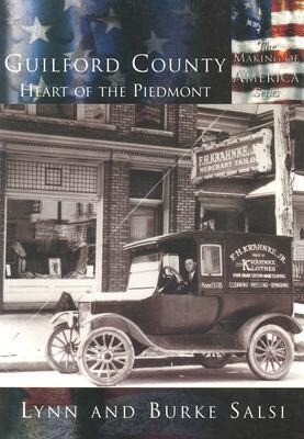 Guilford County:: The Heart of the Piedmont als Taschenbuch