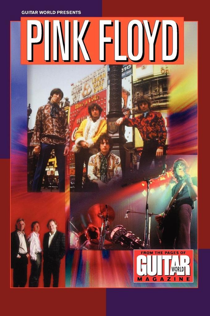Guitar World Presents Pink Floyd als Taschenbuch