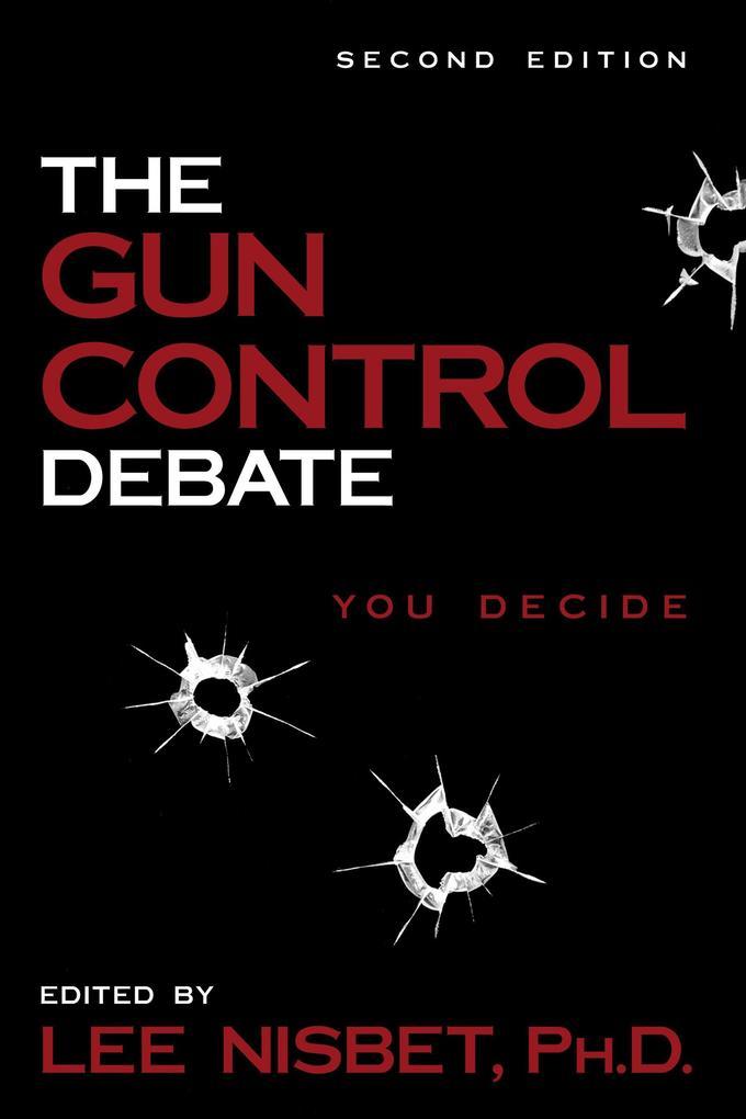 Gun Control Debate 2nd Edition als Taschenbuch
