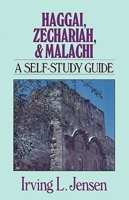 Haggai, Zechariah, & Malachi: A Self-Study Guide als Taschenbuch