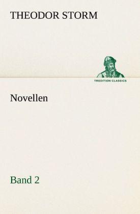 Novellen. Band 2 als Buch