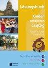 Kinder entdecken Leipzig - Lösungsbuch