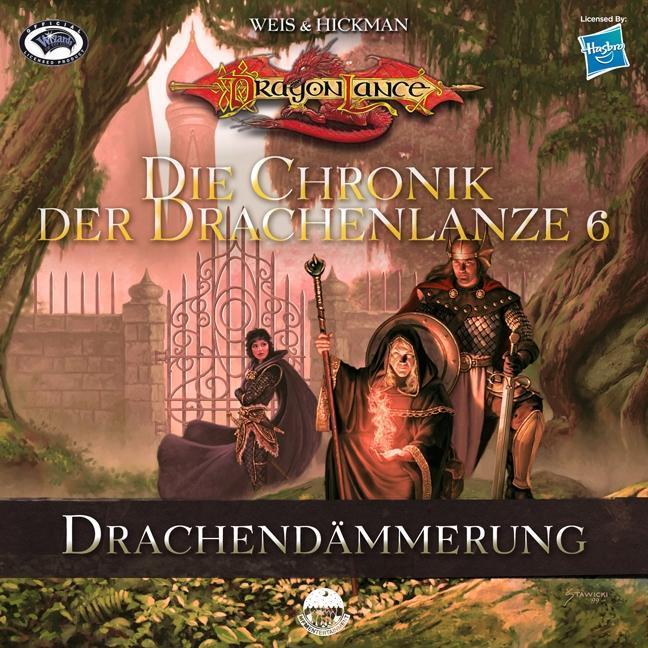 Die Chronik der Drachenlanze 6 - Drachendämmerung als Hörbuch Download