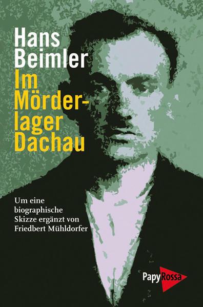 Im Mörderlager Dachau als Buch