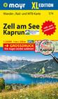Zell am See - Kaprun XL 1 : 25 000