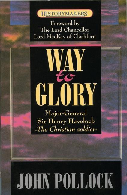 The Way to Glory als Taschenbuch