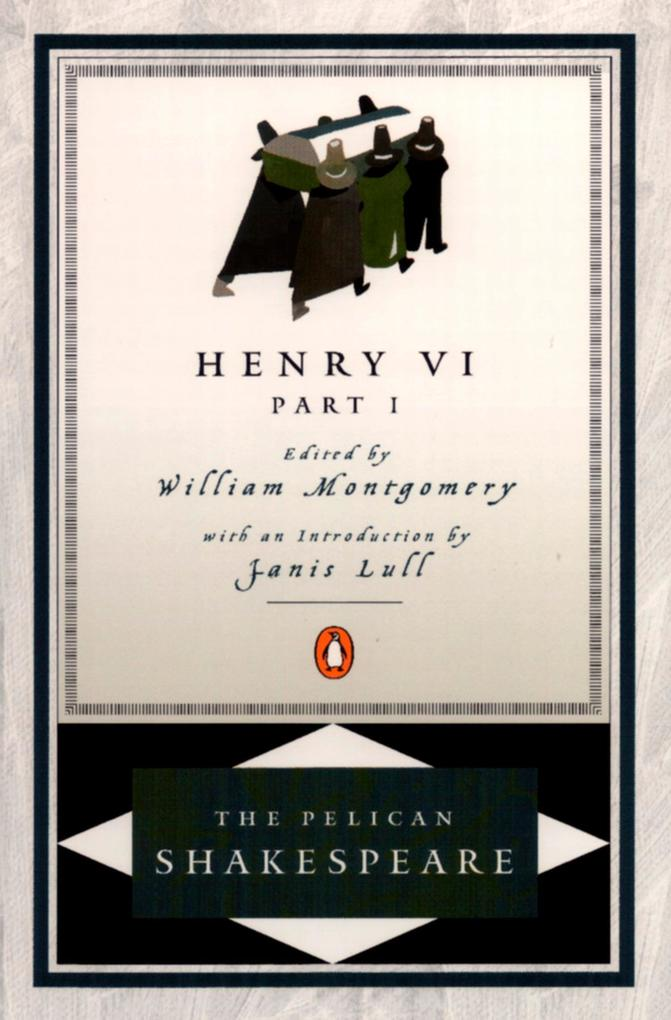 Henry VI, Part 1 als Taschenbuch