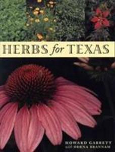 Herbs for Texas als Buch