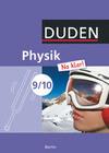 Physik Na klar! 9./10. Schuljahr. Schülerbuch Sekundarschule Berlin