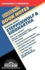 Hermann Hesse's Steppenwolf & Siddhartha