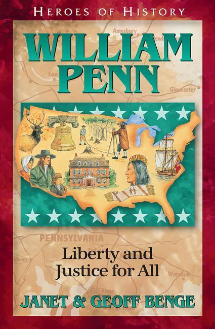 William Penn Gentle Founder of a New Colony als Taschenbuch