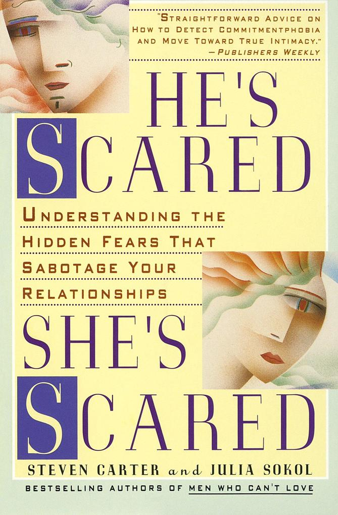 He's Scared, She's Scared als Taschenbuch