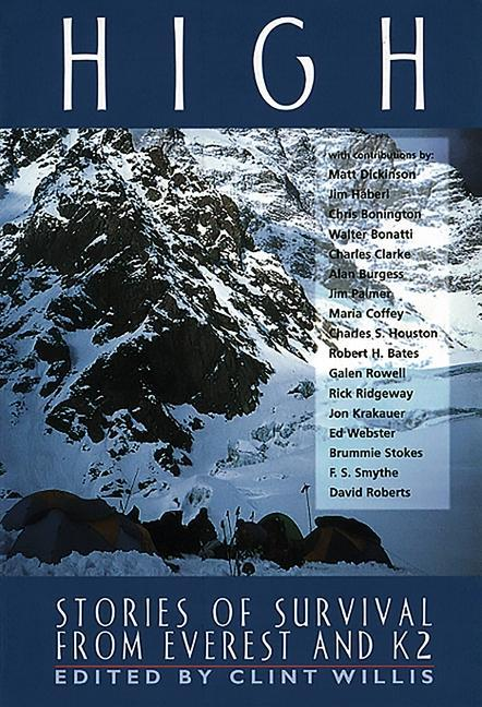 High: Stories of Survival from Everest and K2 als Taschenbuch