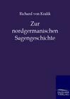 Nordgermanische Sagengeschichte
