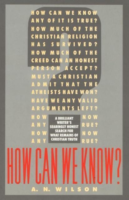 How Can We Know? als Taschenbuch