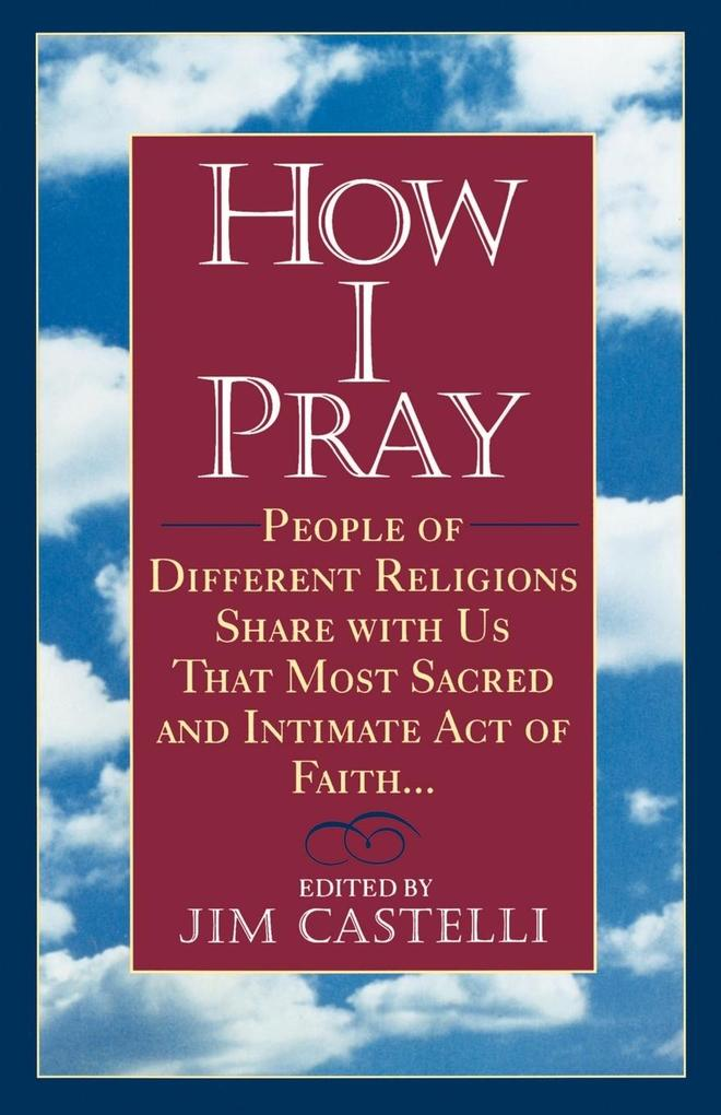How I Pray als Taschenbuch