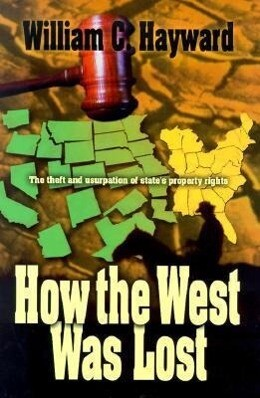 How the West Was Lost als Buch