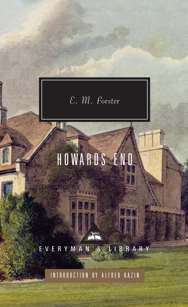Howards End als Buch